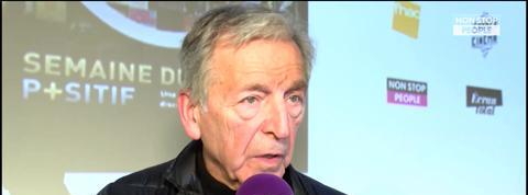 Présidentielle 2017 : Costa Gavras met en garde contre Marine Le Pen (EXCLU VIDEO)