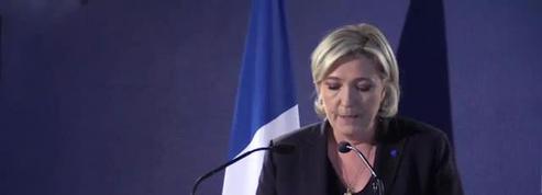 Marine Le Pen : «Le Qatar et l'Arabie Saoudite [..] ont bénéficié [..] d'une bienveillance coupable»