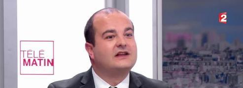 Le plagiat de Marine Le Pen, «c'est un petit clin d'oeil» pour Rachline
