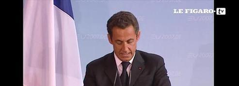 Quand Nicolas Sarkozy et François Hollande rencontraient Merkel pour la première fois