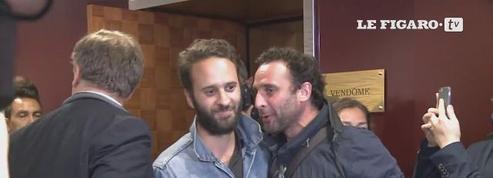 Le photojournaliste Mathias Depardon est arrivé en France