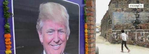 Un village indien change son nom en «Trump»