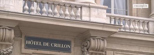 Plongée dans le luxe du nouvel hôtel de Crillon