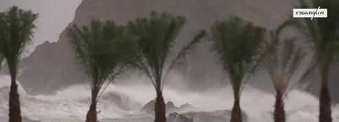 Taïwan se prépare pour son premier typhon de l'année