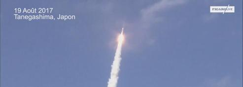 Japon : un 3e satellite de géolocalisation placé