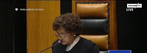 Afrique du Sud : la motion de défiance contre Zuma rejetée par le Parlement
