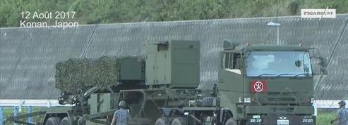 Le Japon déploie son système antimissile Patriot