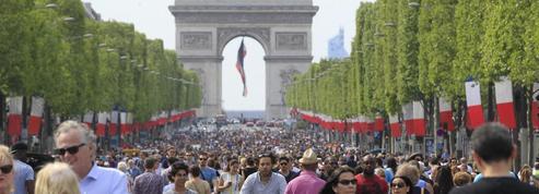 L'opération «Journée sans ma voiture» dans Paris