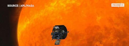La NASA va envoyer une sonde dans l'espace pour scruter la surface du Soleil