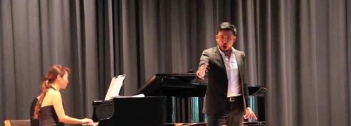 Le concert des jeunes lauréats de la Vocal Academy de Gstaad