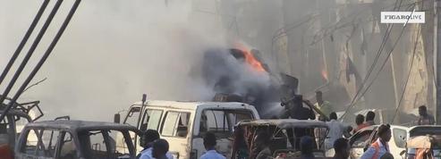 Somalie: effroi après un attentat à la bombe