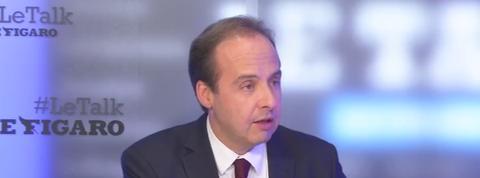 Jean-Christophe Lagarde : «Je ne partage pas suffisamment de choses avec Laurent Wauquiez»