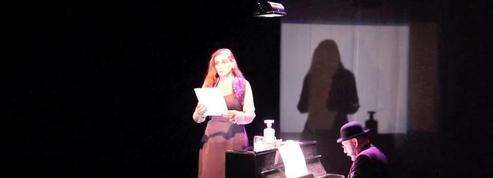 Nathalie Joly chante Yvette Guilbert