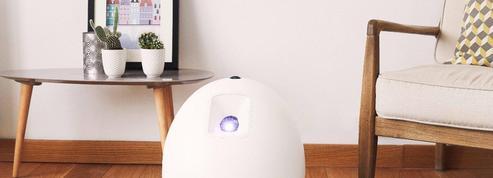 Keecker le robot français qui veut révolutionner notre quotidien