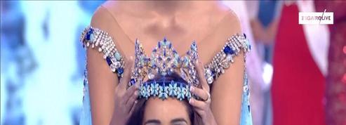L'Indienne Manushi Chhillar est couronnée Miss Monde 2017