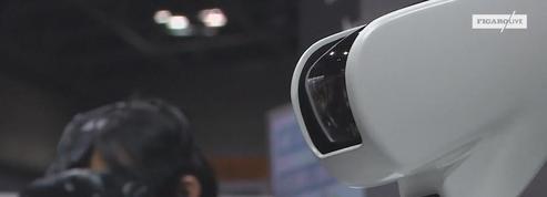 Le nouveau robot de Toyota peut imiter votre déhanché