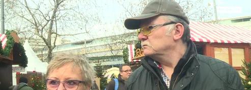 Berlin: haute sécurité au marché de Noël un an après l'attentat