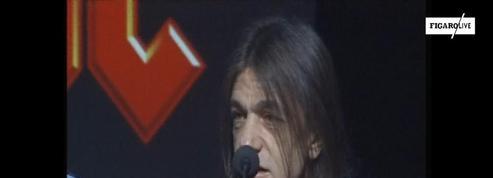 Mort de Malcom Young, guitariste emblématique et cofondateur de AC/DC