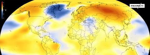 Les trois dernières années figurent parmi les plus chaudes jamais enregistrées