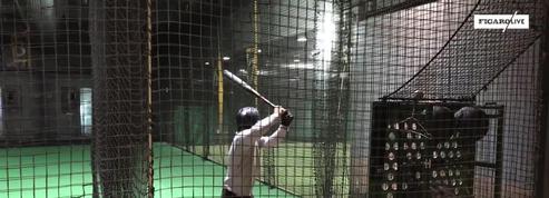 Visitez des Batting center à Tokyo avec le Figaro