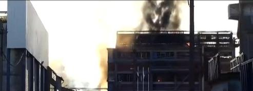 Deux morts dans l'explosion d'une usine à Dieppe