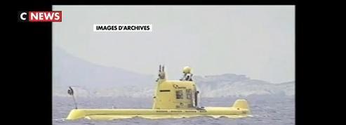 Marseille : des passionnés restaurent le sous-marin du commandant Cousteau