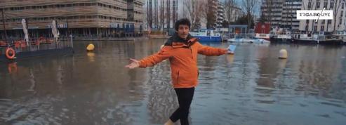 Peut-on marcher sur l'eau ? - L'e-prouvette #20