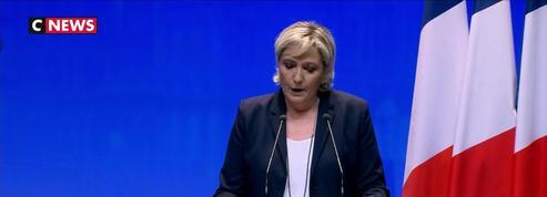 Marine Le Pen propose de renommer son parti le