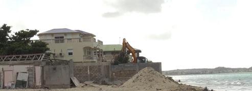 6 mois après l'ouragan Irma, Saint-Martin se reconstruit doucement