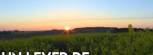 Un lever de soleil magnifique