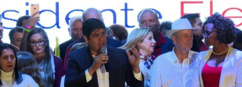 Costa Rica : Carlos Alvarado, nouveau président-élu, promet d'«unifier» le pays