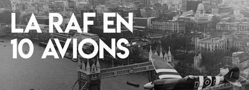 100 ans de la Royal Air Force : 10 avions britanniques emblématiques