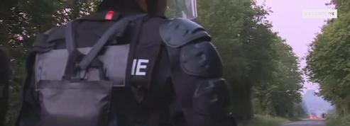 Notre-Dame-des-Landes : nouvelle opération d'expulsions sur la ZAD