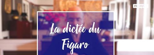 Dictée du Figaro : Bernard Werber s'impose en maître de l'orthographe