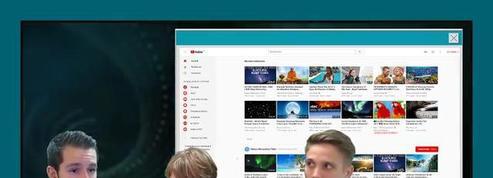 Les Créatures du web en direct : Regardez-vous YouTube ?