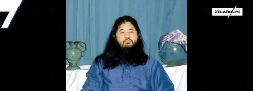 Japon : 23 ans après l'attaque au gaz sarin, le gourou de la secte Aum exécuté
