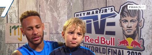 Neymar : «Je ne voulais plus voir de ballon» après le Mondial