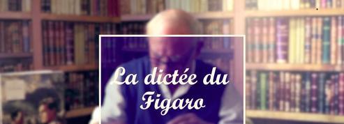 Dictée du Figaro: Jean van Hamme, l'auteur de la BD Largo Winch, à l'épreuve du conte