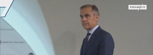 La Banque d'Angleterre relève son taux en se préparant au Brexit