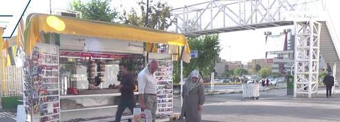 Des Iraniens réagissent aux nouvelles sanctions américaines
