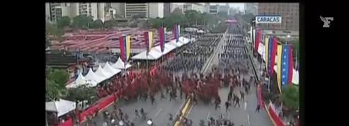 Venezuela : le président Maduro visé par un attentat au drone