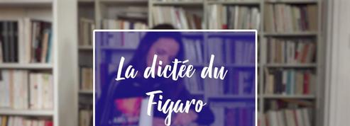 Dictée du Figaro : Éliette Abécassis se mesure à la plume d'Amélie Nothomb