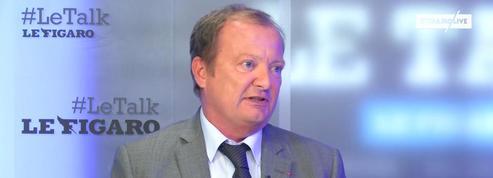 Stéphane Peu : «A gauche Mélenchon est central»