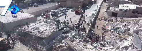 Syrie : mise en garde de Trump contre une offensive sur la province d'Idleb
