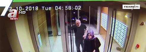 Les dernières heures du journaliste saoudien Jamal Khashoggi