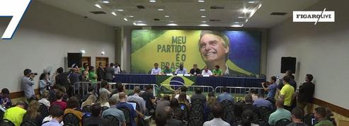 Présidentielle au Brésil : Bolsonaro et son parti mettent en cause les urnes