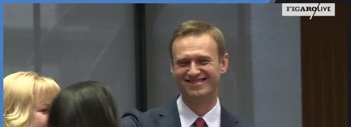 La CEDH condamne la Russie pour les arrestations de l'opposant Navalny
