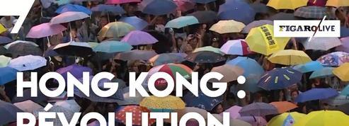 Hong Kong : d'où vient la « Révolution des parapluies » ?