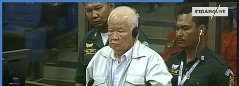 Le génocide du régime des Khmers rouges reconnu pour la première fois par le tribunal international