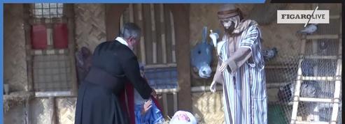 Un an après Daesh, le Noël des Chrétiens d'Irak
